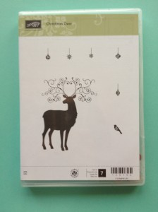 Christmas Deer (c) Stampin' Up!